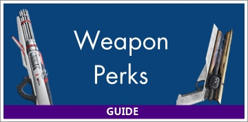 CD-Weapon Perks Guide