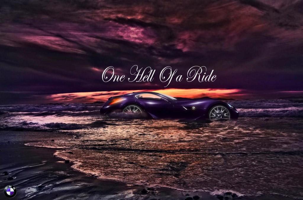 bmw cars ad