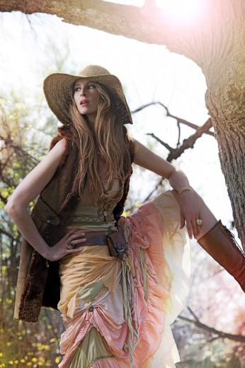 free people advertisement campaign