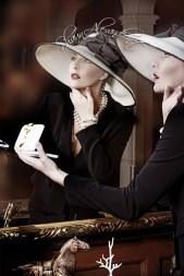 Chanel model