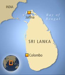 Travel to Jaffna area by road just became accessible recently for the first time in 24 years. Many Sri Lankans were taking the opportunity this long weekend along to see this part of their country for the first time.