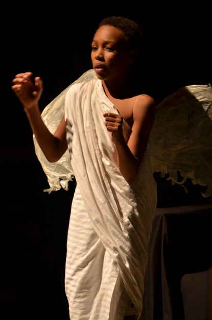 Too bad the sun was so hot that day and his father made his wings out of wax - AIYO!