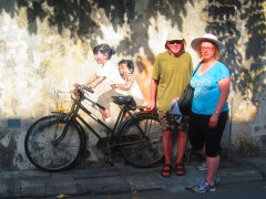 The famous street mural pic from GeorgeTown.