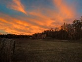 Elk Island Sunrise