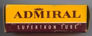 Admiral Royal Tube Box