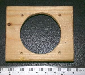 Duct Inboard Side (45mm Hole)