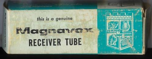 Magnavox Tube Box