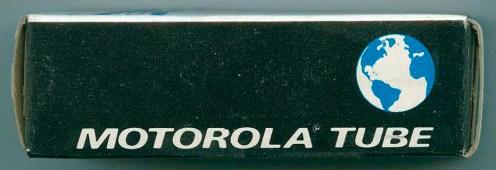 Motorola Communications Division Tube Box