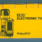 Philips ECG Five Tube Box