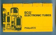 Philips ECG Five Tube Box