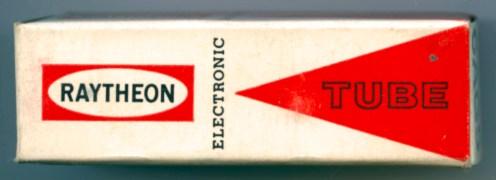 Raytheon later Tube Box