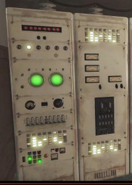 Fallout 4 Nixie and Vacuum Tube Gear