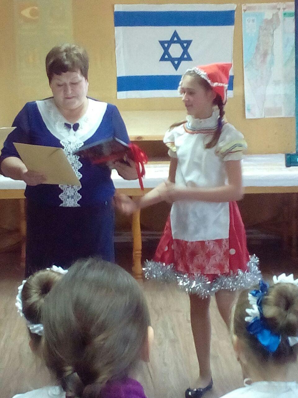 Szkółka Niedzielna otwiera się w mieście Vysoki w Rosji!