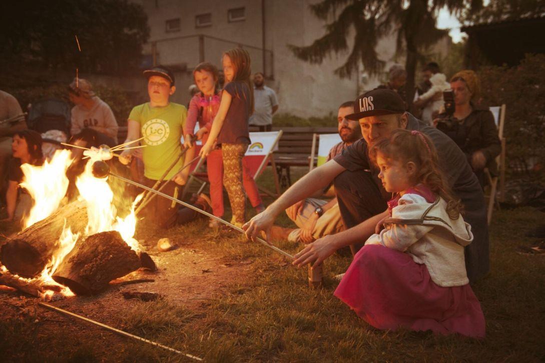 Społeczności Shavei Israel świętuja Lag B'Omer