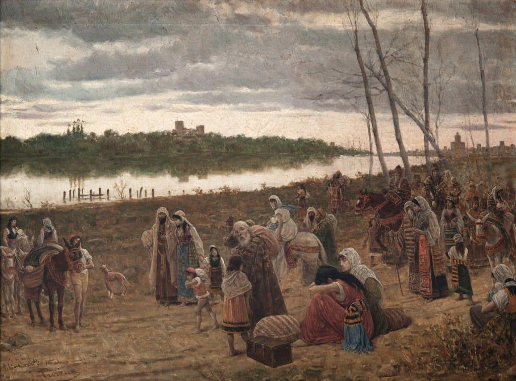 Dzień tragedii dla narodu żydowskiego –  Żydzi hiszpańscy, 9 Aw, 1492