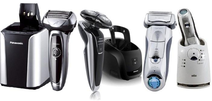 Panasonic Electric Razor, Men's Dual-Blade Cordless with Wet/Dry Convenience, ES-RW30-S