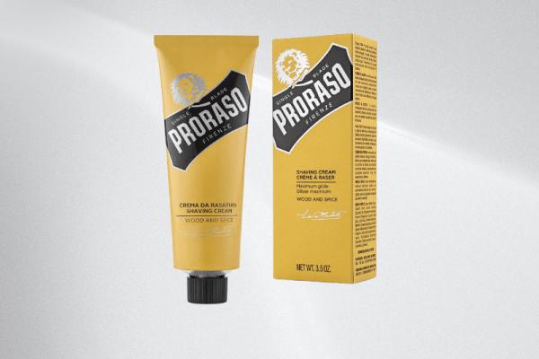 Proraso Shaving Cream Tube Wood & Spice 100ml