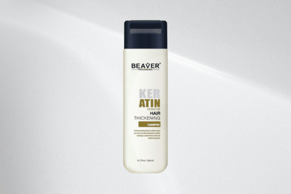 BEAVER Keratin Hair Thickening Shampoo