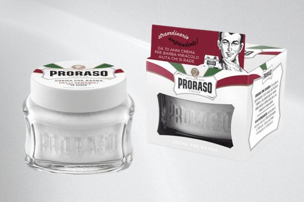 Sensitive Pre and Post Shave Cream 100ml
