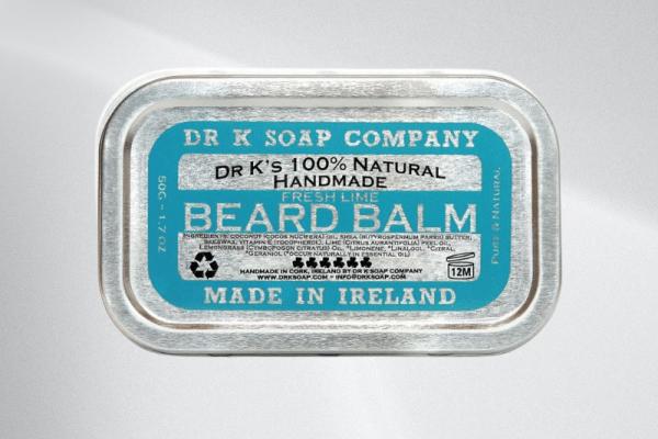 DR K BEARD BALM FRESH LIME