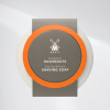 MÜHLE Shaving soap from in porcelain bowl, with Sea Buckthorn