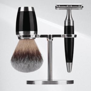 Shave Shop Retro Midnight Shave Set