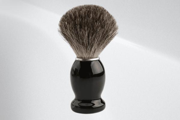 Shave Shop Classic Black Handle Shaving Brush