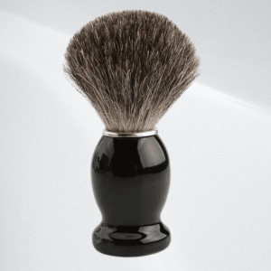 Shave Shop Classic Black Handle Shaving Brush