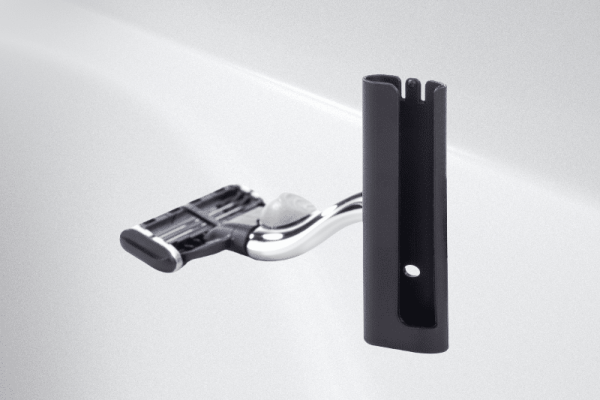 Blade guard for Gillette® Mach3 razors from MÜHLE