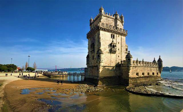 Belem, take stroll around and get the most of it