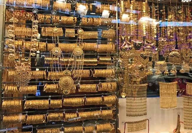 Dubai's gold souq