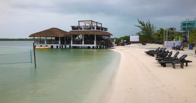 Koko King Beach Caye Caulker Belize