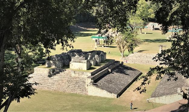 The Maya ruins, Copan Honduras