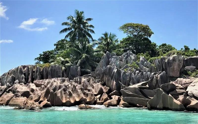 Sint Pierre island, Seychelles