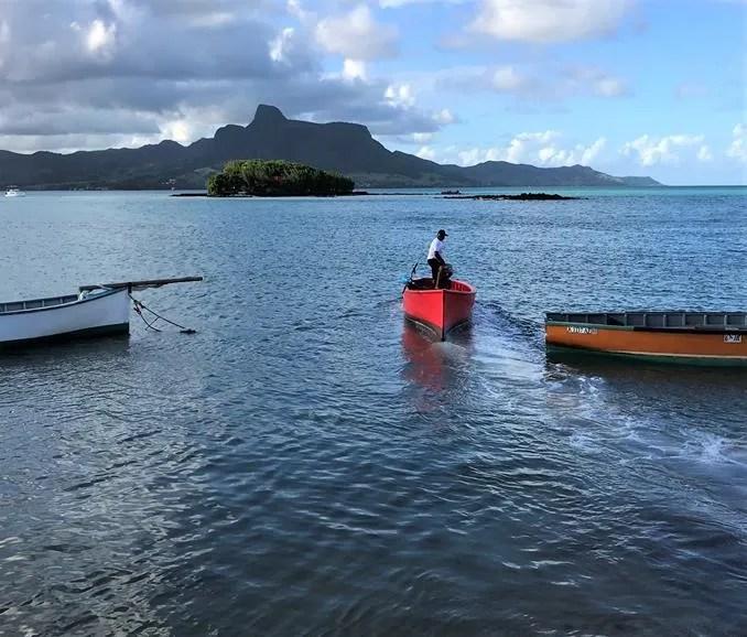 Mahebourg waterfront, Mauritius