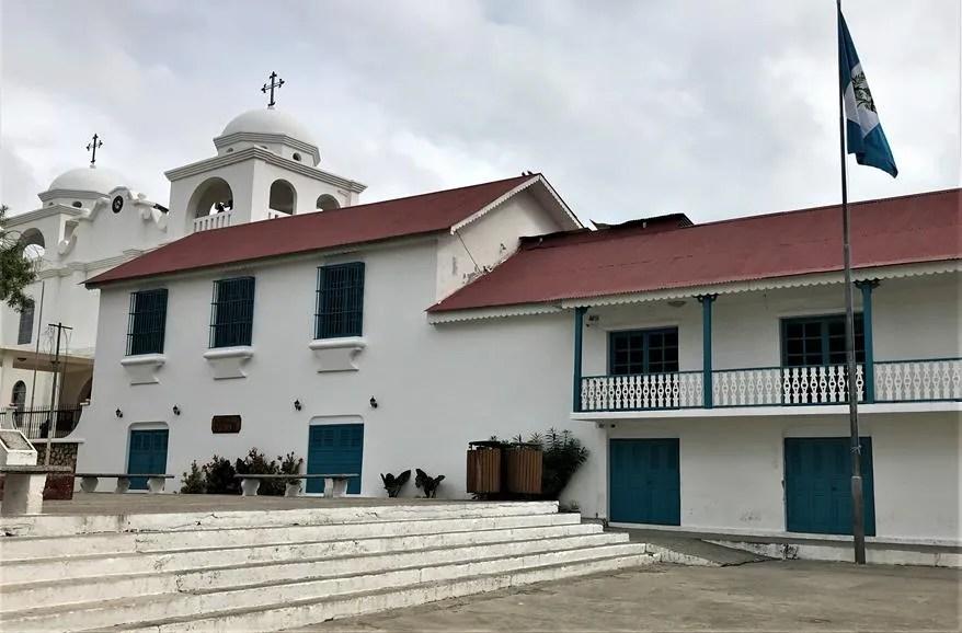 Iglesia Nuestra Senora de Los Remedios in Flores