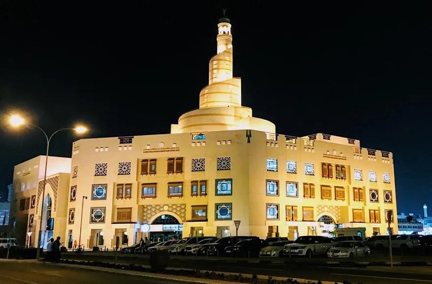 Souq Waqif Mosque