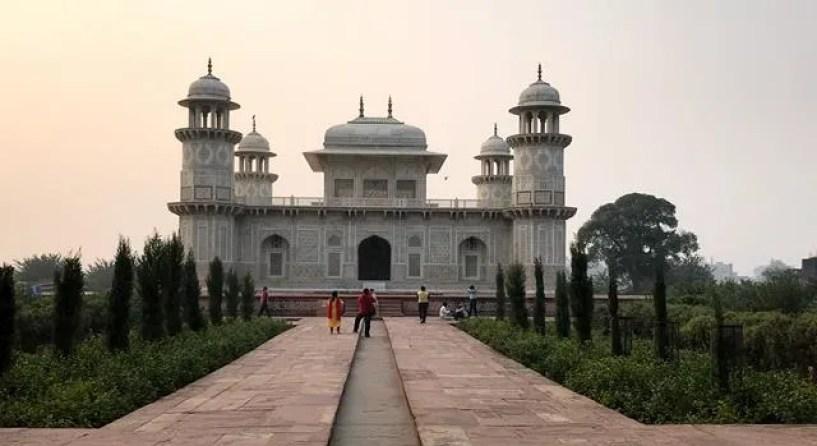 Baby Taj Mahal is a predecessor of the Taj Mahal