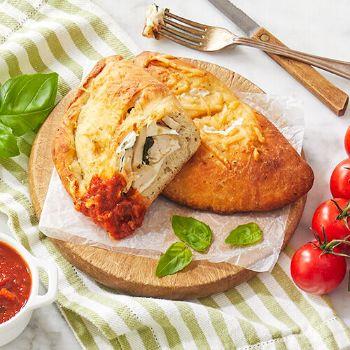 Chicken Parmesan Calzones