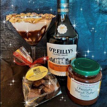 Peanut Butter Bliss Martini