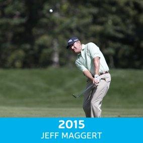 2015 Winner - Jeff Maggert