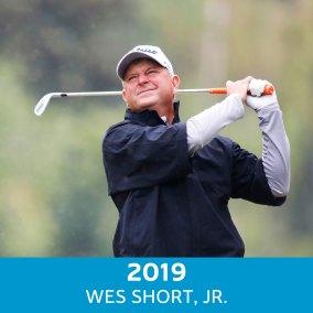 2019 Winner - Wes Short Jr.