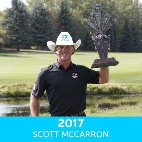 2017 Winner - Scott Mccarron