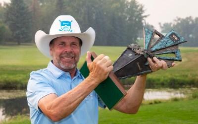 Doug Barron Wins 2021 Shaw Charity Classic Presented by Suncor