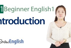 Beginner English Introduction