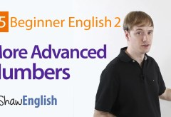 Advanced Hundreds in English
