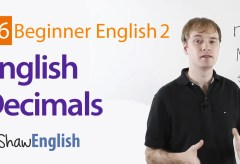 How to Express Decimals in English
