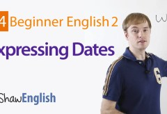 How to Express Dates in English