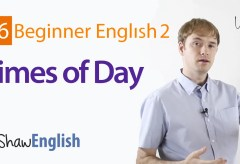 How to Express Different Times of Day in English