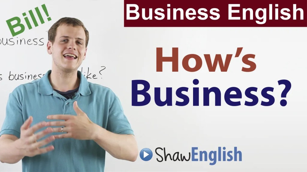 Free English lessons online.